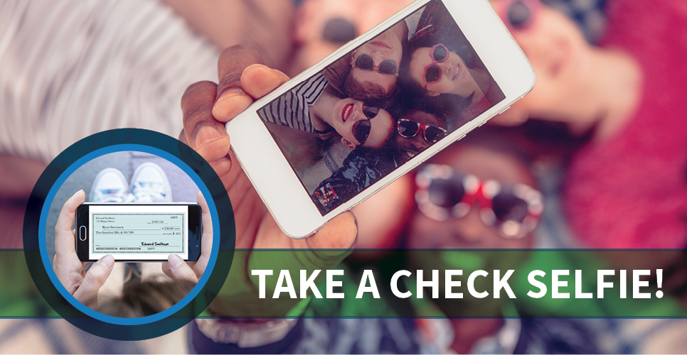 Learn more about Take a Check Selfie!
