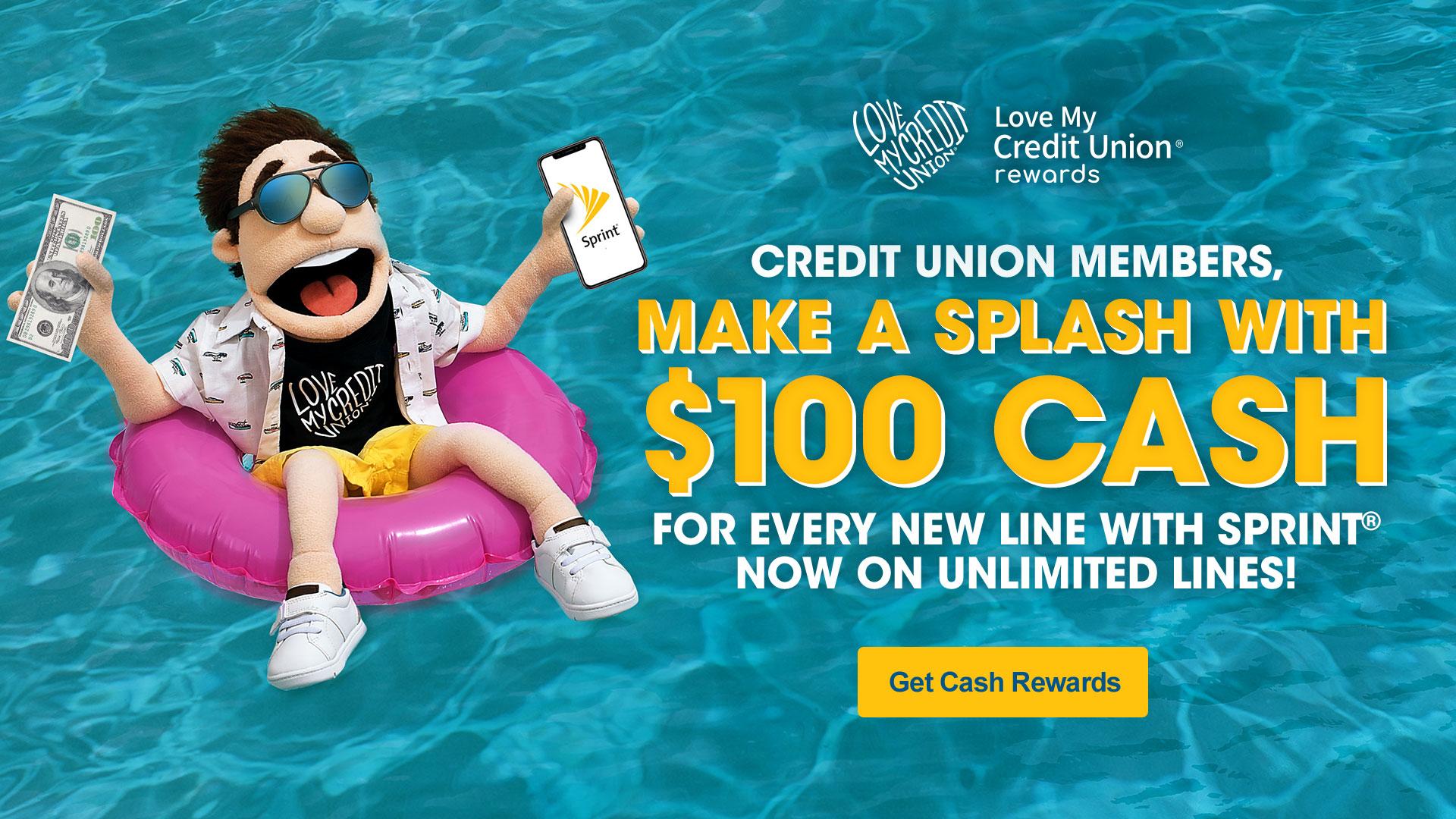 Member Cash Rewards Offer