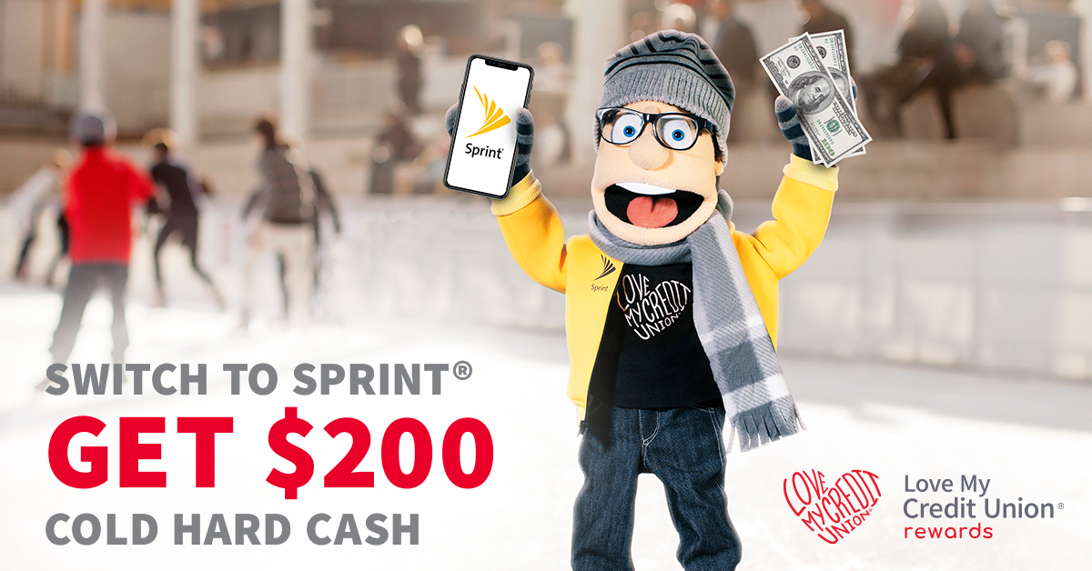 Switch to Sprint and get $200 cash