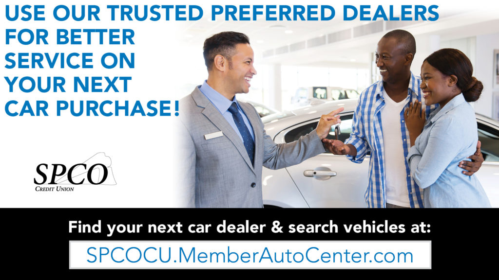 Find your next car at Member Auto Center